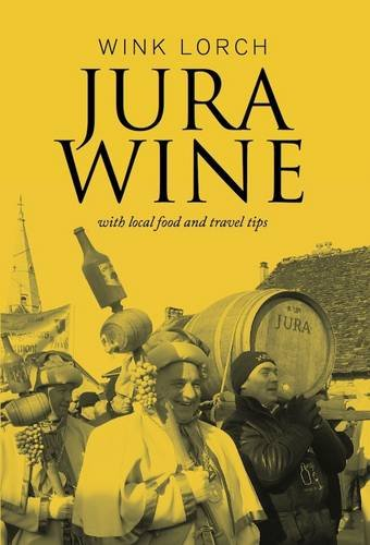 jura wine book - 2