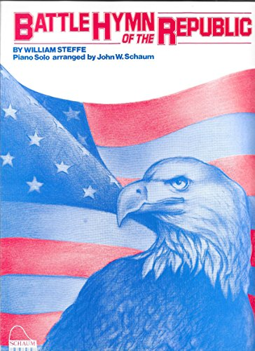 Battle Hymn of the Republic Piano Solo Sheet Music