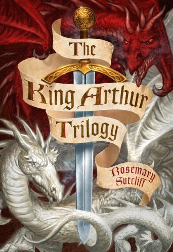 The King Arthur Trilogy: 'Sword And The Circle', 'Light Beyond The Forest', 'Road To Camlann' by Rosemary Sutcliff (1999) Paperback
