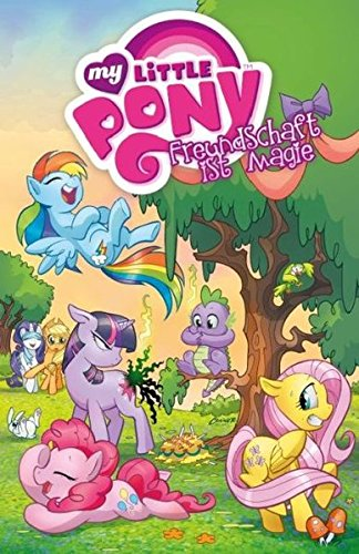 My little Pony: Freundschaft ist Magie: Bd. 1 Taschenbuch – 7. Oktober 2013 Andy Price Katy Cook Panini 3862017788