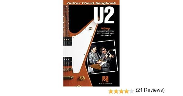 U2 - Guitar Chord Songbook (English Edition) eBook: U2: Amazon.es ...