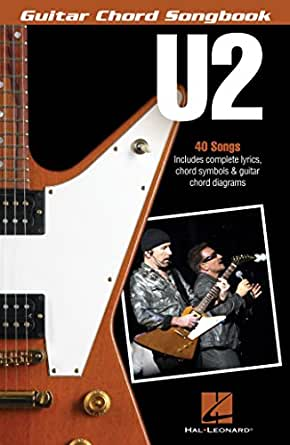 U2 - Guitar Chord Songbook (English Edition) eBook: U2: Amazon.es ...