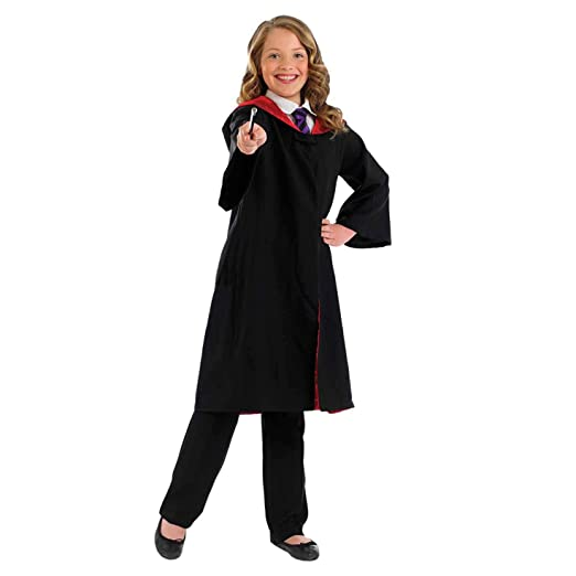 WIZARD TIE Wizard School Fancy Dress Costume Accessory Boys Dress Up Book Day