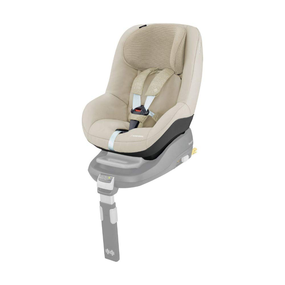 Nomad Black Compact 4 Years 9 Months 9-18 kg ISOFIX Car Seat Maxi-Cosi Pearl Toddler Car Seat Group 1