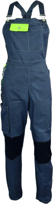Fashion securite 660140/Pep s tuta da lavoro taglia XS Grigio//Lime