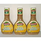 Bernstein's Light Fantastic Cheese Fantastico Dressing - 14 Oz (6-Pack))