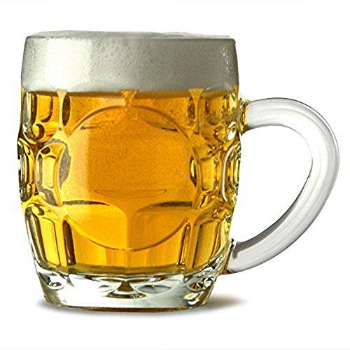 Arcoroc Britannia British Glass Beer Mug 10oz / 0.5 pint - 0293614