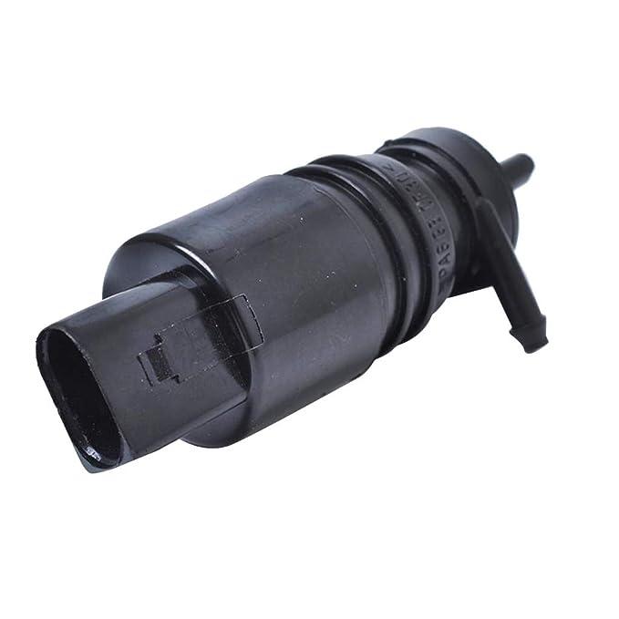 Sharplace Bomba de Motor de Arandela de Parabrisas para Coches: Amazon.es: Coche y moto