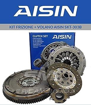 skt-303 Kit Embrague Aisin 3 piezas + Volante bimassa Original: Amazon.es: Coche y moto