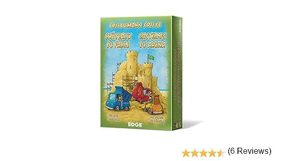 Edge Entertainment - Castillos de arena - Español (EE2FSA01) , color/modelo surtido: Amazon.es: Juguetes y juegos
