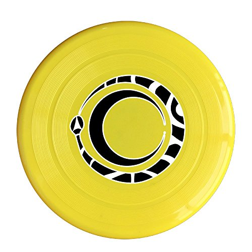 Lawn Clipart (YYHU - Plastic Clipart Ouroboros And Moon Flying Discs - Yellow)