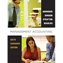Test bank for management accounting, 6th canadian edition, horngren |.