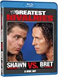 WWE: Greatest Rivalries - Shawn Michaels vs. Bret Hart [Blu-ray]