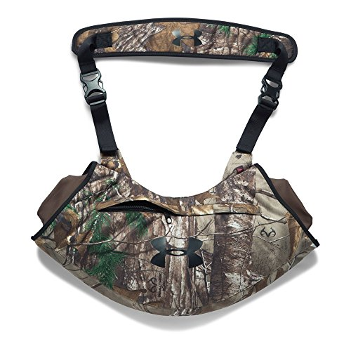Under Armor Men's Scent Control Hunt Hand Warmer, Realtree Ap-Xtra/Maverick Brown, One Size