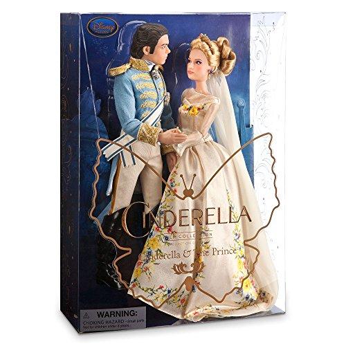 Disney Princess Cinderella Film Collection Cinderella & The Prince 11