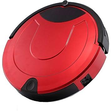 Aspirador automático de robots - Alfombra limpia Pisos de madera dura - Filtro para mascotas Alergias