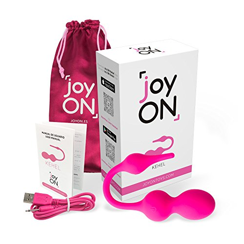 Kegel Exerciser with APP & Vibration: Doctor Recommended Kegel Balls for Beginners & Advanced for Pelvic Floor Exercises & Tightening – Women can Regain Bladder Control Now with Kehel by Joy ON Toys! by Joy ON (Image #2)