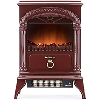 Amazon Com E Flame Usa Hamilton Portable Electric