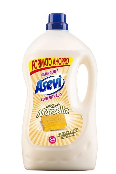 Asevi 23671 Marsella Detergente Liquido - 3800 ml