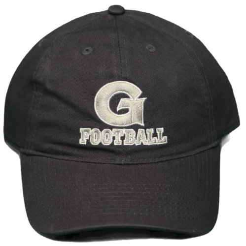 New! Georgetown University Hoyas - Adjustable Buckle Back Embroidered Cap