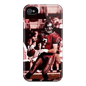 Shock Absorption Hard Phone Covers For Iphone 6 With Custom High Resolution Tampa Bay Buccaneers Skin CristinaKlengenberg