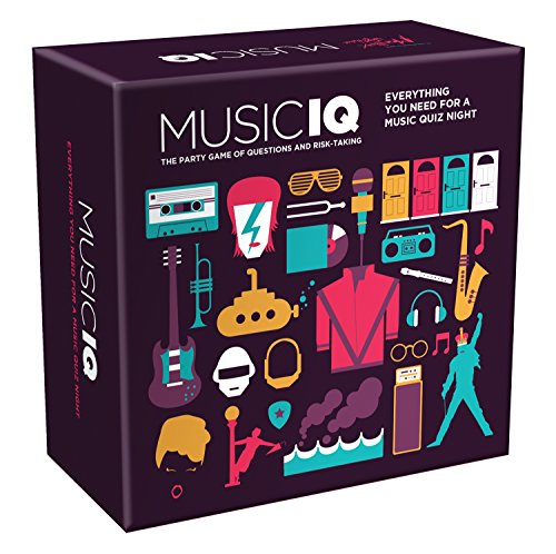 Helvetiq MusicIQ Trivia Game (Party Game Trivia)