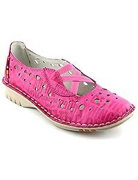 Comfortiya Women's Eileen Leather Casual Flat Loafer