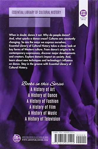 History of Dance (Essentiallibrary of Cultural History)