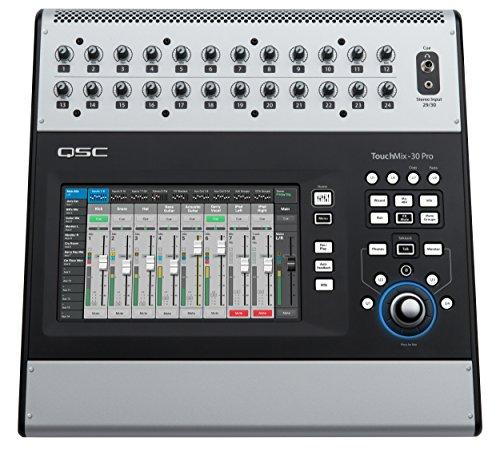 QSC TouchMix-30 Compact Digital Mixer by QSC