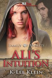 Ali's Intuition (Family Of Misfits Book 2)
