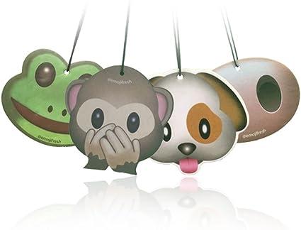 Amazon.es: emojifresh Animal Pack Emoji ambientadores ...