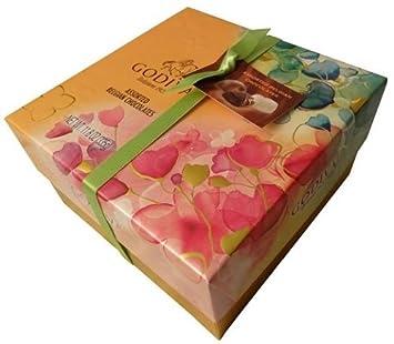 Amazoncom Godiva Belgian Chocolates Gift Box Assorted 27 Count