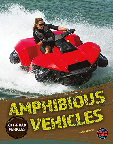 Armored Transport Vehicle - Off-Road Vehicles Amphibious Vehicles, Grades 4 - 8