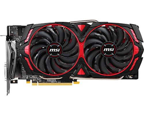 MSI Radeon RX 580 8 GB ARMOR MK2 OC Video Card