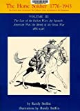 The Horse Soldier, 1776-1943, Randy Steffen, 0806114517