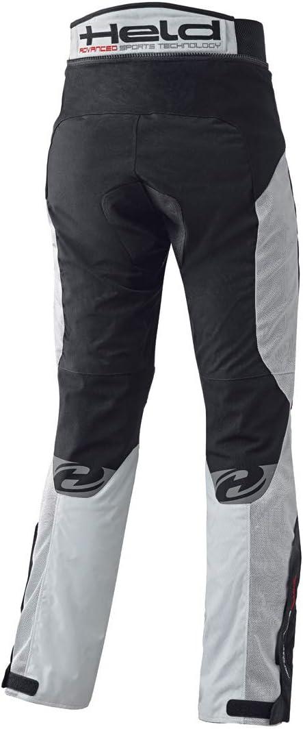 Gr/ö/ße XL Farbe schwarz Held Vento Sommer Meshhose
