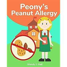 Peony's Peanut Allergy (Mediwonderland)