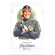 2013 Topps Allen and Ginter Trading Card # 8 Gary Carter New York Mets