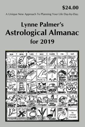 Astrological Almanac for 2019