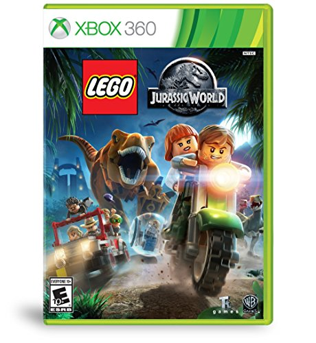 LEGO Jurassic World - Xbox 360 Standard Edition (Best Racing Game For Vita)