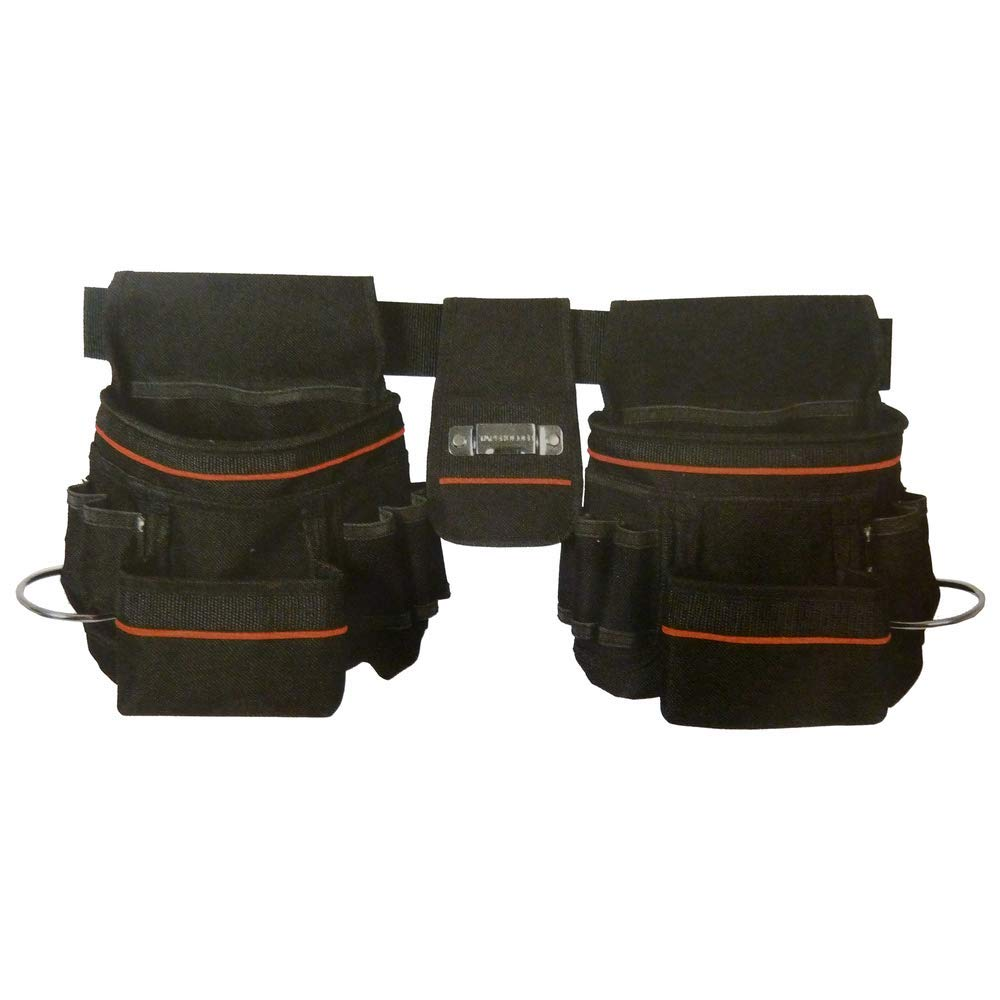 Porte-outils Pochette /à outils Accessoire de ceinture parfait pour Bricolage BeMatik