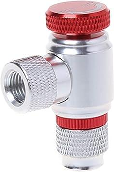 lpyfgtp válvula de Bomba de CO2 para inflador de Bicicleta ...