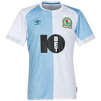Umbro Blackburn Rovers Home Shirt 2018 2019 - S: Amazon co uk