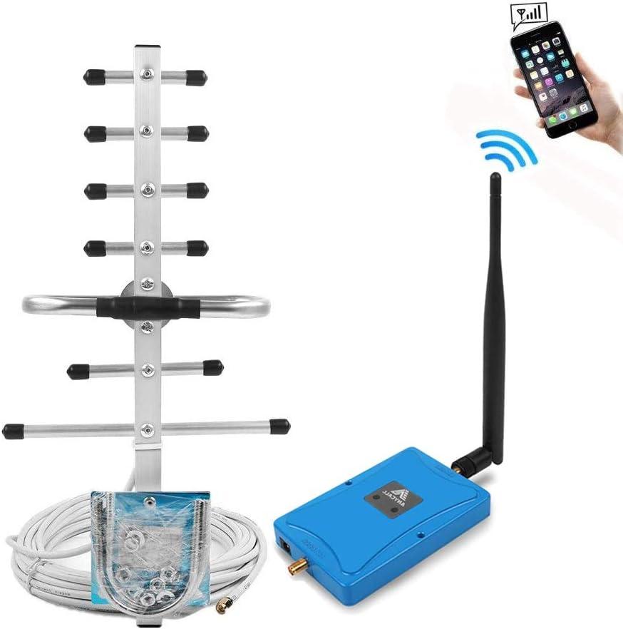 Amplificador de señal GSM 900/1800MHz teléfono de 70dB repetidor de Band 8 Band 3