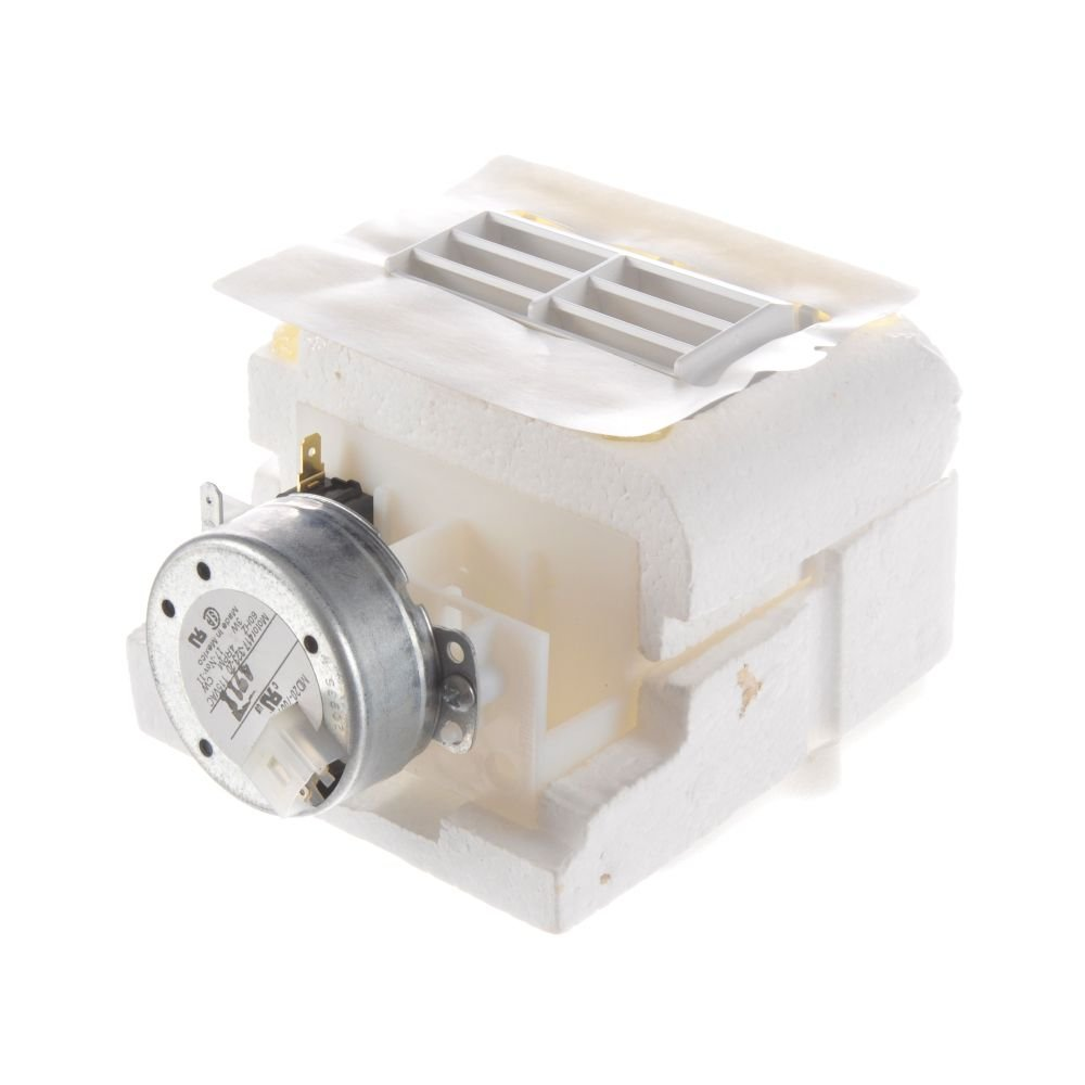 241600906 Refrigerator Air Damper Control Assembly Genuine Original Equipment Manufacturer (OEM) Part