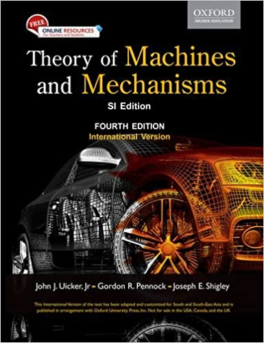 Theory Of Machines And Mechanisms Shigley Solutions Pdf