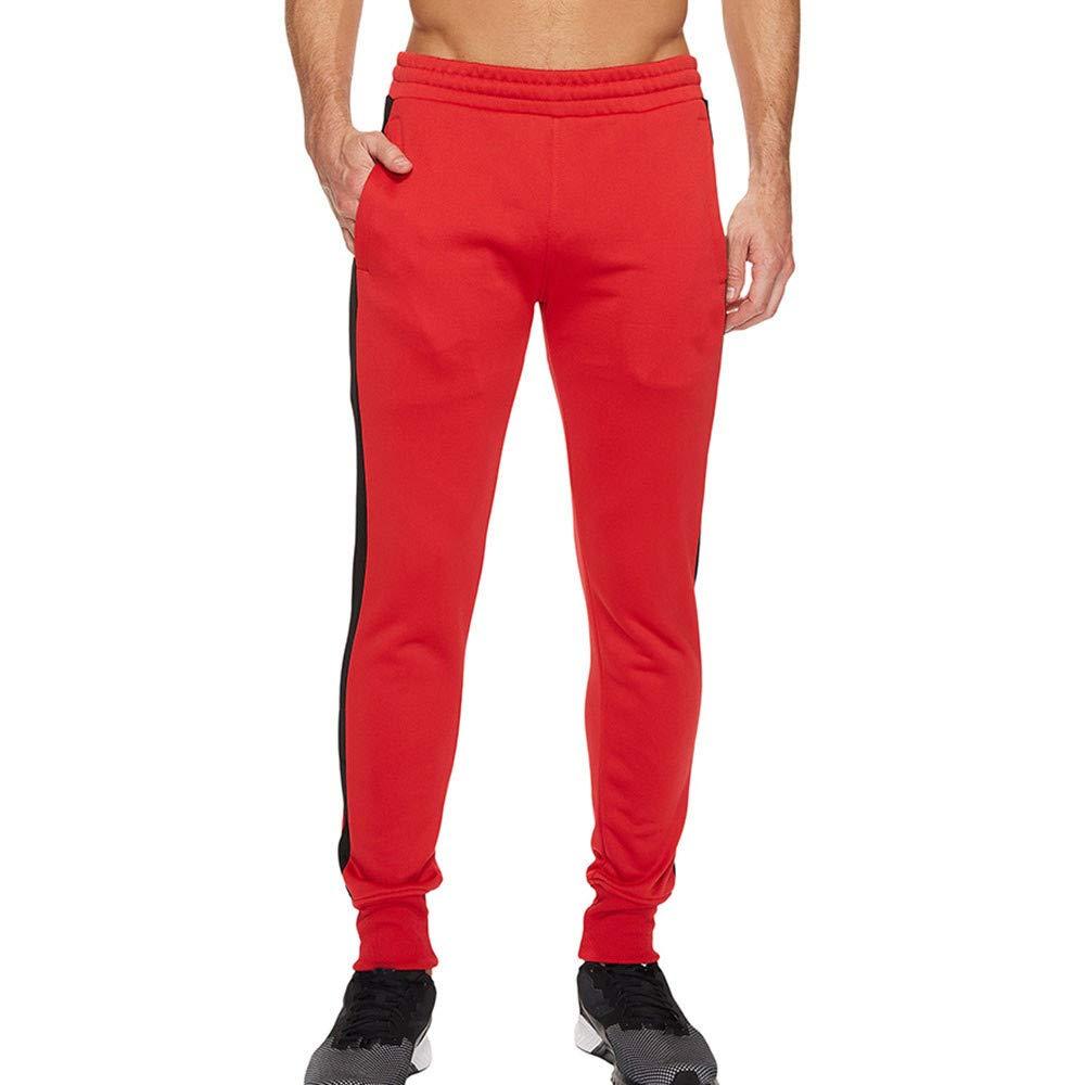 Innerternet 2018 Pantalon De Sport Polyester Casual Baggy Pantalon De Jogging Respirant Entraî Nement Elastique Gym Fitness Sweatpants Drawstring Pantalon