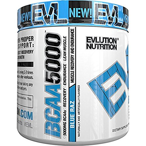 Evlution Nutrition BCAA5000 Servings Premium product image