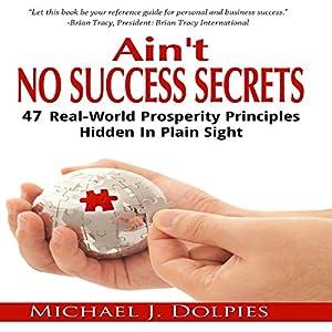 Ain't No Success Secrets Audiobook