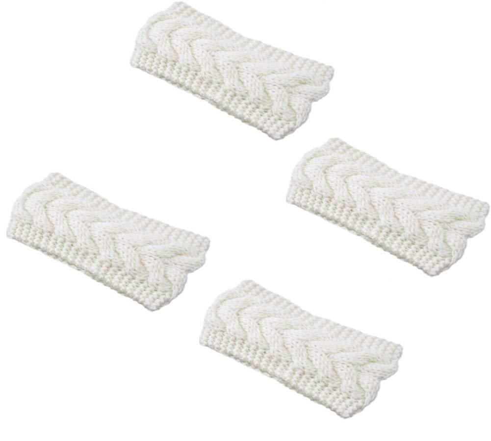 Knit Crochet HeadbandWinter...